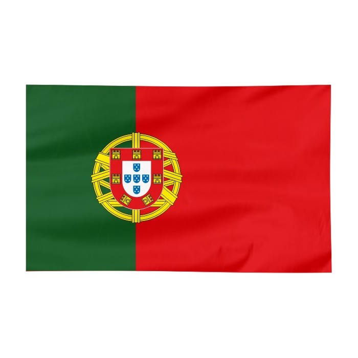 Flaga Portugalii 150x90cm