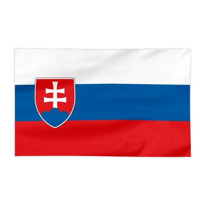 Flaga Słowacji 300x150cm