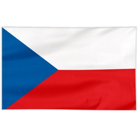Flaga Czech 120x75cm