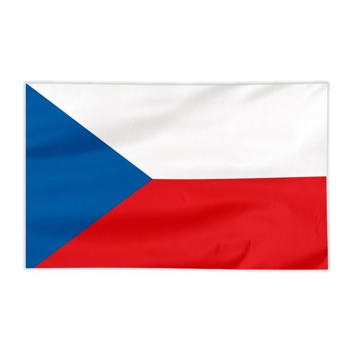 Flaga Czech 150x90cm