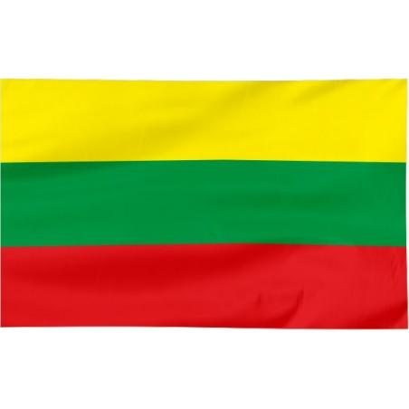 Flaga Litwy 100x60cm
