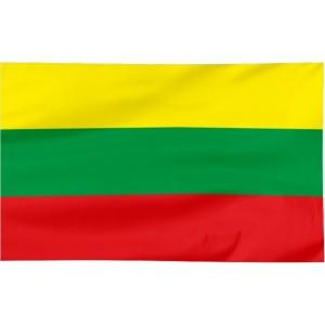 Flaga Litwy 300x150cm