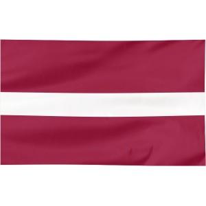 Flaga Łotwy 300x150cm