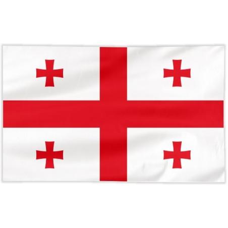 Flaga Gruzji 100x60cm