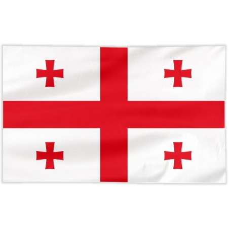 Flaga Gruzji 120x75cm