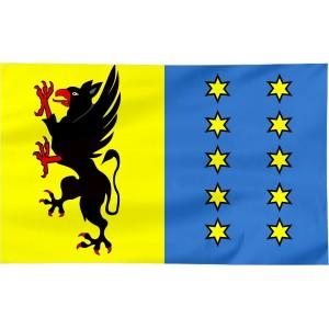 Flaga powiatu Bytowskiego 100x60cm