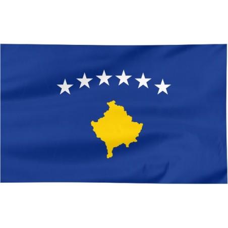 Flaga Kosowa 100x60cm