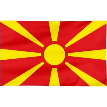 Flaga Macedonii 100x60cm