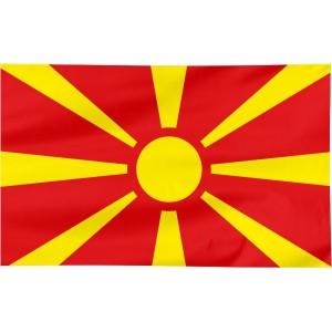 Flaga Macedonii 150x90cm