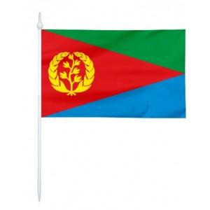 Chorągiewka Erytrei 24x15cm