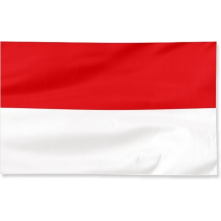 Flaga Monako 150x90cm