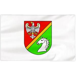 Flaga powiatu Konińskiego 150x90cm