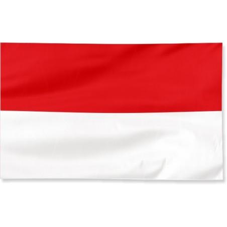 Flaga Monako 300x150cm