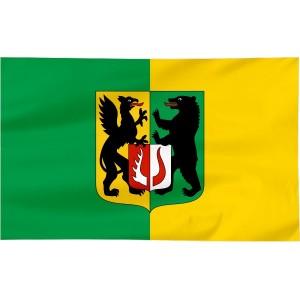 Flaga powiatu Kościerskiego 120x75cm