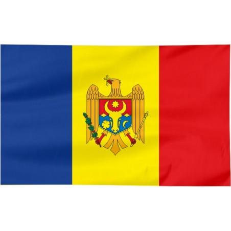 Flaga Mołdawii 100x60cm