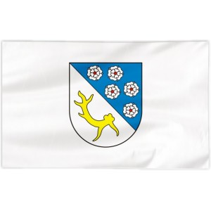 Flaga powiatu Nowomiejskiego 300x150cm