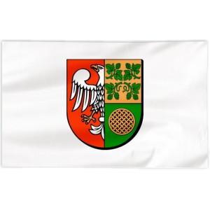 Flaga powiatu Nowotomyskiego 300x150cm
