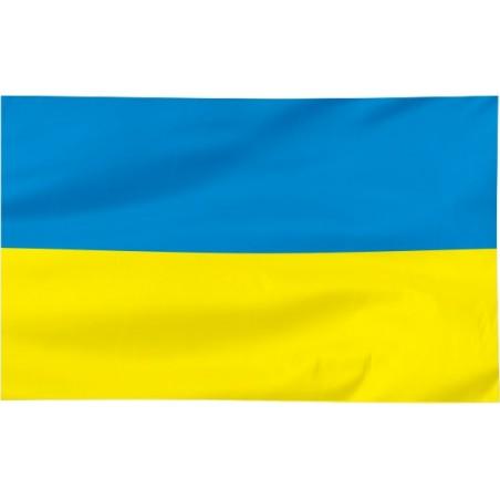 Flaga Ukrainy 300x150cm