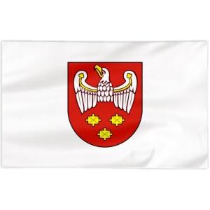 Flaga powiatu Obornickiego 300x150cm