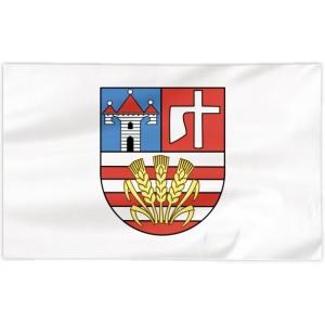 Flaga powiatu Opatowskiego 300x150cm