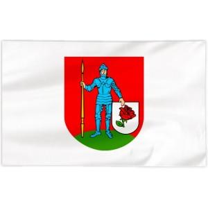 Flaga powiatu Ostródzkiego 300x150cm
