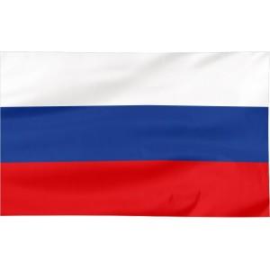 Flaga Rosji 120x75cm