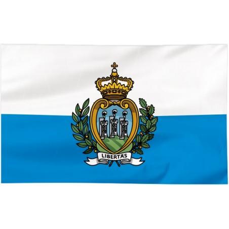 Flaga San Marino 300x150cm