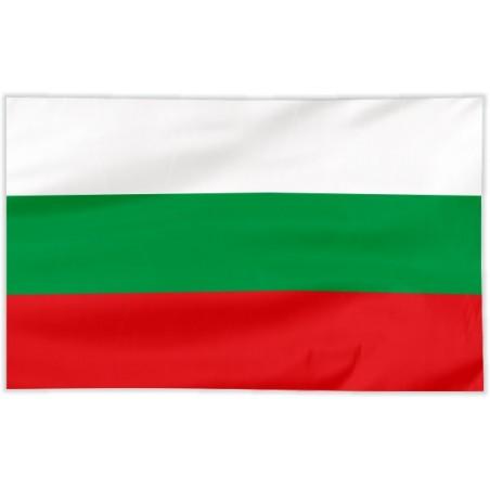 Flaga Bułgarii 120x75cm