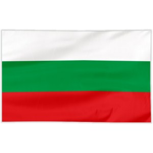 Flaga Bułgarii 300x150cm