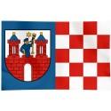 Flaga Kalisza 150x90cm