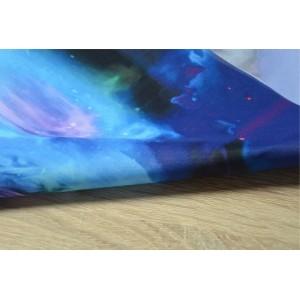 Ścianka tekstylna jednostronna łukowa 300x230cm 4x3 sama...