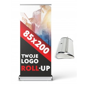 ROLL-UP EXCLUSIVE 100X200cm BLOCKOUT ROLLUP