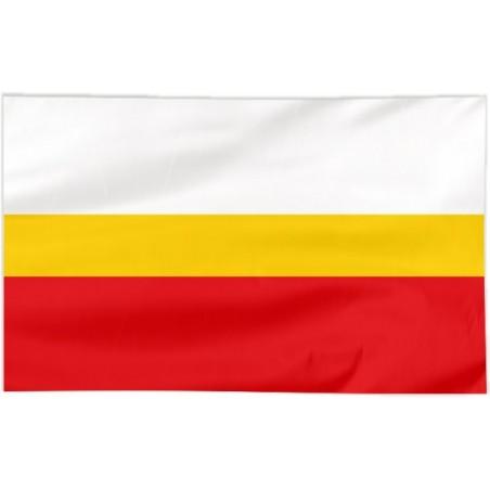 Flaga województwa Małopolskiego - barwy 100x60cm