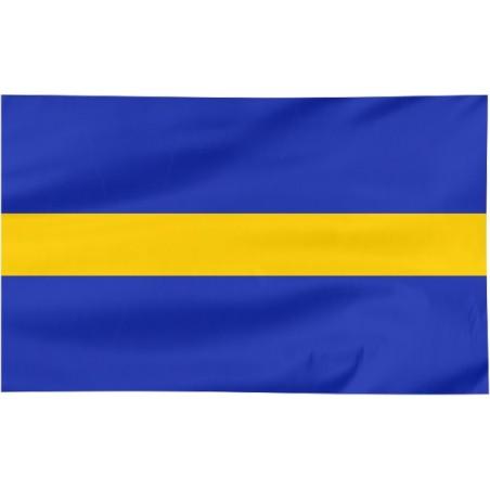 Flaga województwa Śląskiego - barwy 120x75cm