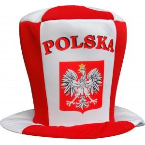 Cylinder kibica Polska