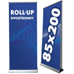 ROLL-UP 120x200cm BLOCKOUT ROLLUP