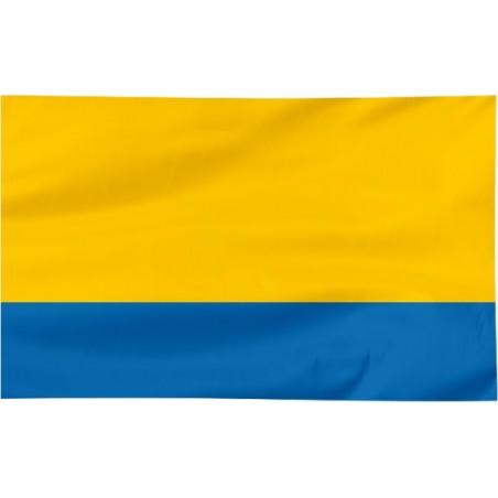 Flaga województwa Opolskiego - barwy 120x75cm