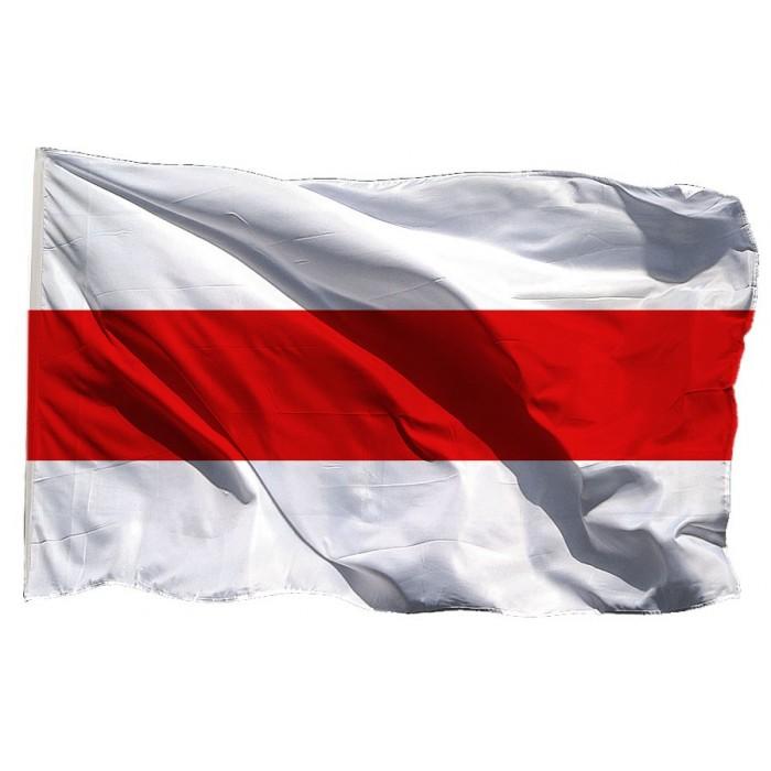 FLAGA BIAŁORUSI HISTORYCZNA BIAŁORUŚ OPOZYCJA 120x75cm