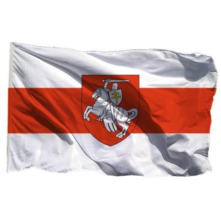 Flaga Białorusi Pogoń historyczna Białoruś opozycja 100x60cm