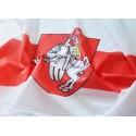 Flaga Białorusi Pogoń historyczna Białoruś opozycja 120x75cm