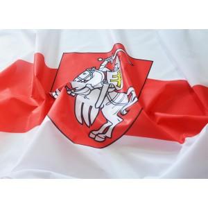 Flaga Białorusi Pogoń historyczna Białoruś opozycja...