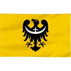 Flaga województwa Dolnośląskiego - barwy 120x75cm