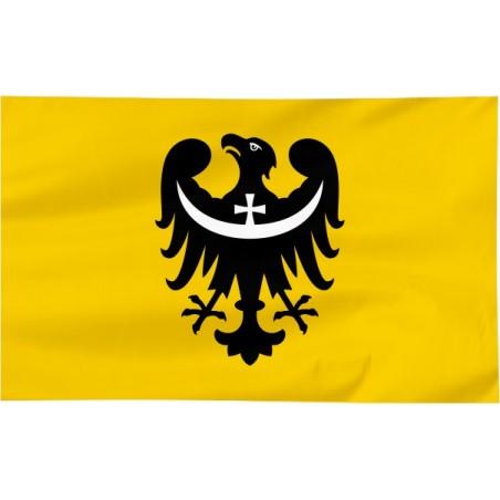 Flaga województwa Dolnośląskiego - 120x75cm