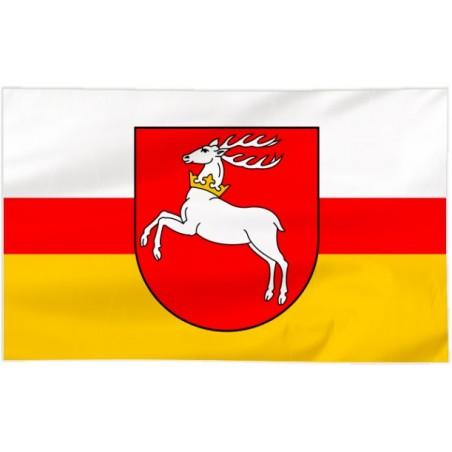 Flaga województwa Lubelskiego 300x150cm