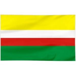 Flaga województwa Lubuskiego - barwy 300x150cm