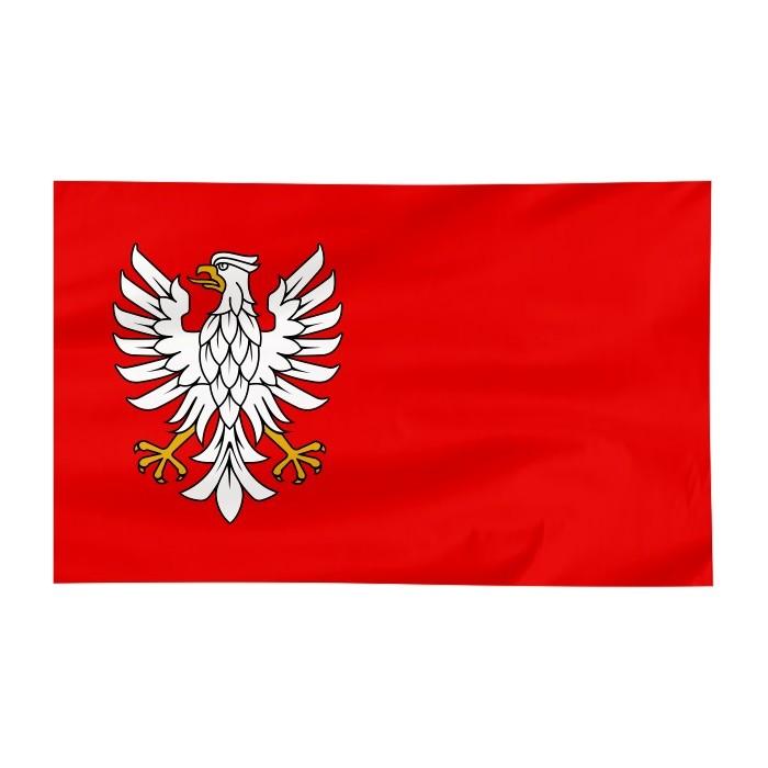 Flaga województwa Mazowieckiego 100x60cm