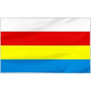 Flaga województwa Podlaskiego - barwy 300x150cm