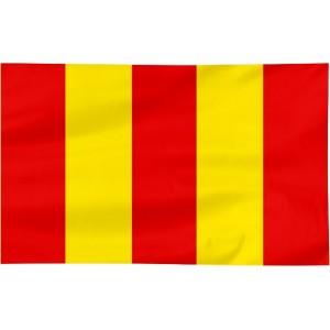 Flaga województwa Łódzkiego - barwy 120x75cm