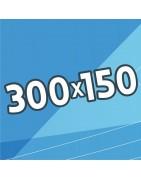 Rozmiar 300x150cm