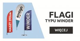 Flagi windery